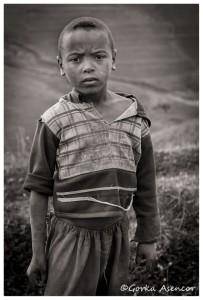 FOTO AFRICA ETIOPIA NIÑO