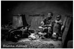 FOTO AFRICA ETIOPIA MUJER ALFARERA