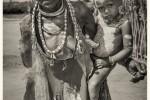 FOTO AFRICA ETIOPIA VIEJA NIÑO HAMER