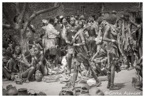 FOTO AFRICA ETIOPIA MERCADO HAMER
