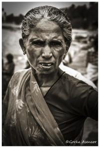INDIA MUJER