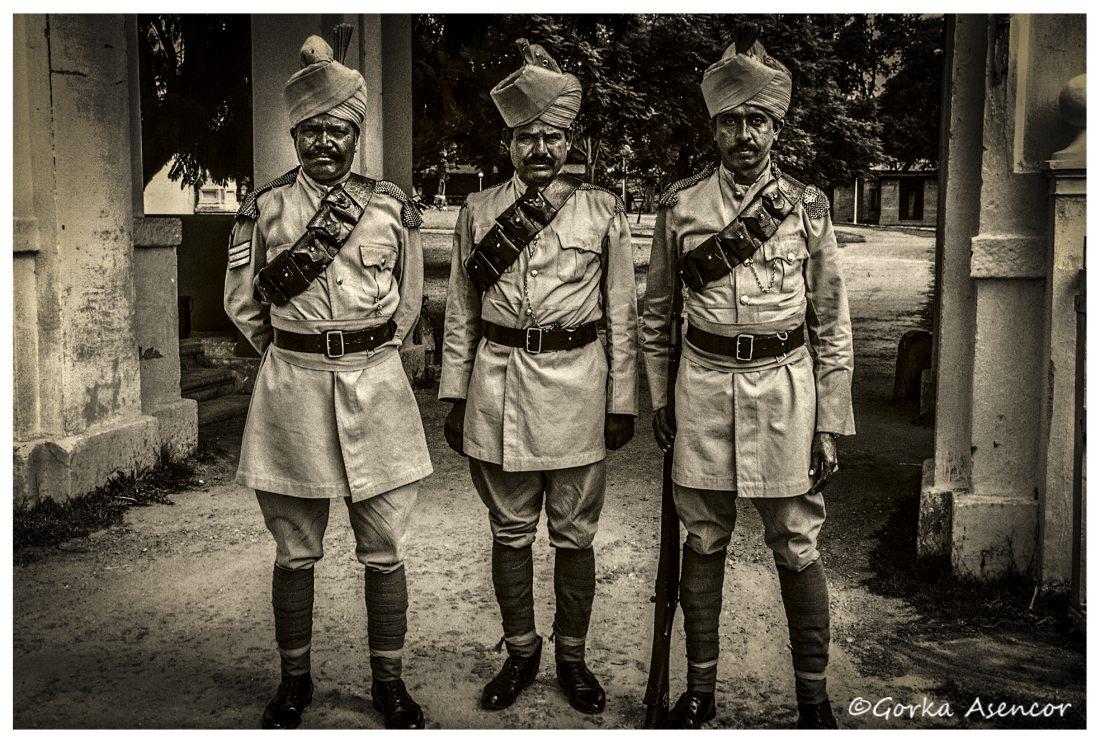 INDIA MILITARES